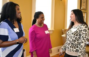 English Students Explore Career Options with Alumni