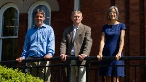 Three Liberal Arts Professors Honored for Excellence in Teaching