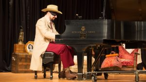 Old-Time Piano Playing Contest and Festival Returns this Weekend