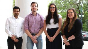 Students Help Grow University's Commercialization Efforts