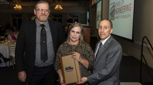 Anne 'Two Mama' Pringle Named Outstanding Engineering Staff Member