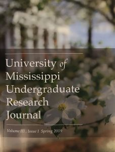 Third Volume of UM Undergraduate Research Journal Published