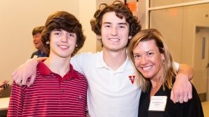 Families Give Back to Boost Campus Programming