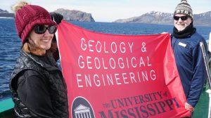 Geology a Gateway to the World for Alumnus