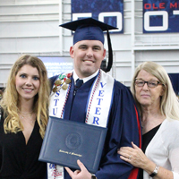 Baldwyn Veteran Completes Degree with UM-Booneville
