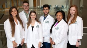 Six UM Students Accepted into Rural Physician Scholarship Program