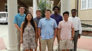 School of Engineering Awards Scholarships to 24 Freshmen