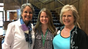 Scholarship Allows Child Nutrition Program Director to Attend Training