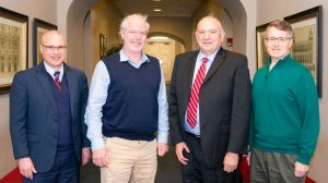 Mississippi Pharmaceutical Company Supports UM Research