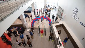 UM Unveils State-of-the-Art South Campus Recreation Center
