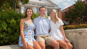 Family Ties: Connection Leads Triplets to Ole Miss