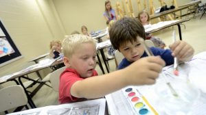 Major Gift Supports Early Learning