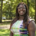 Freshman Intent on 'Fulfilling Her Purpose'