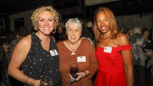Williams Honored as Emerging Philanthropist
