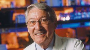 Hall of Fame Alumnus Wins Prestigious Lasker Award