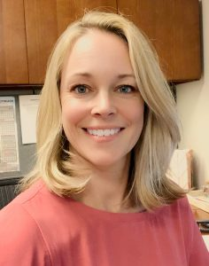 Meet April Thompson, October's Staff Member of the Month