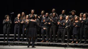 Gospel Choir to 'Send Up the Praise' at Free Concert