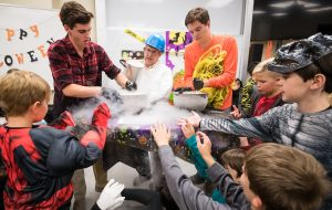 'Spooky Physics Night' Set for Friday