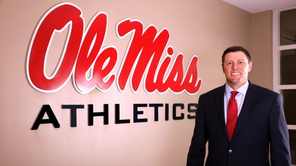 Keith Carter Named Ole Miss Athletics Director