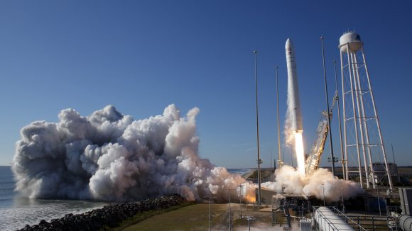 UM-Manufactured Materials Launched into Outer Space