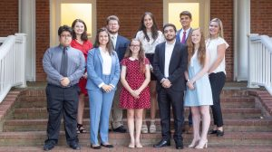 Ten Croft Institute Students Earn Esteemed Scholarships