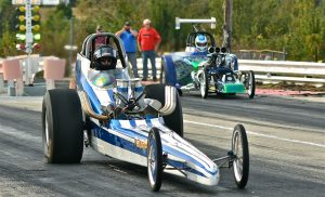 Mechanical Engineering Alumnus Races Hot Rods, Sets Records