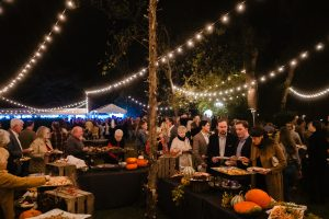 The popular, sold-out Harvest Supper event attracted more than $125,000 in support for the University of Mississippi Museum and Historic Houses, thanks to the dedicated work of the Friends of the Museum. Photo by Danny K Photography.