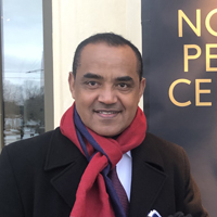 From POW to Peace Advocate, Professor Shines on International Stage