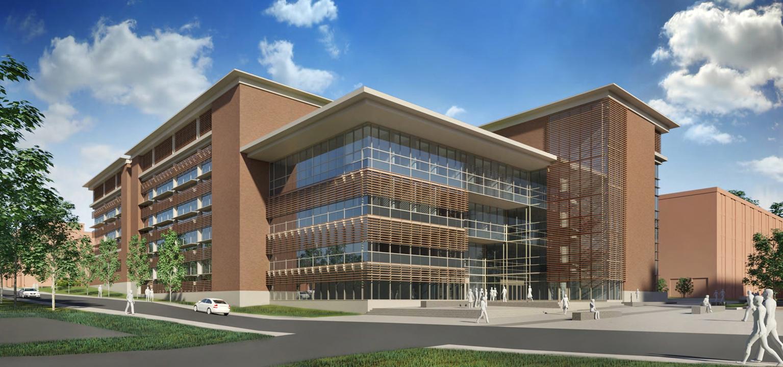 STEM rendering - Ole Miss News