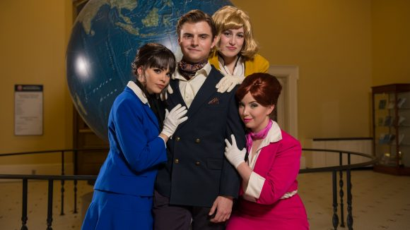 'Boeing, Boeing' Goes Supersonic for Laughs