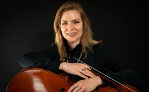 Cellist to Perform Monday in Nutt Auditorium