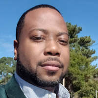 Meet Terence C. Williams, February's Staff Member of the Month
