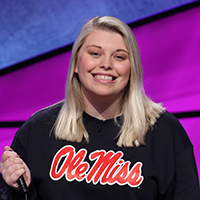 Ole Miss Student Advances to Semis in 'Jeopardy!' Competition