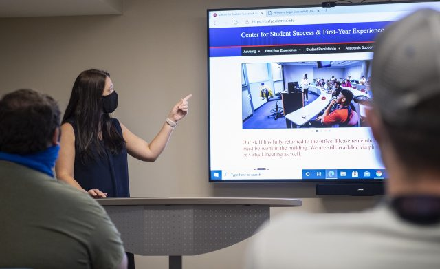 New Academic Support Space Provides Benefits For Students Ole Miss News Miss digital is the platform on youtube and blogger as well as on facebook. new academic support space provides