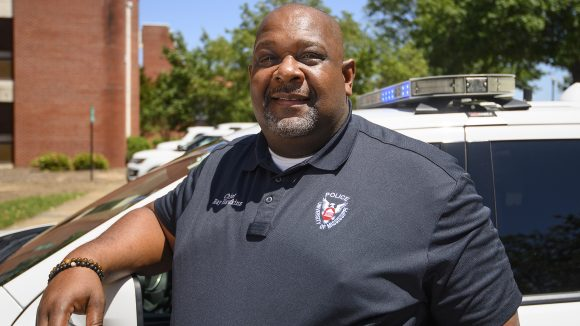 UPD Chief Ray Hawkins to Retire