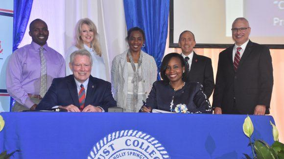 School of Engineering, Rust College Partner for Dual-Degree Program