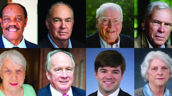 Ole Miss Alumni Association Names Distinguished Alumni for 2021