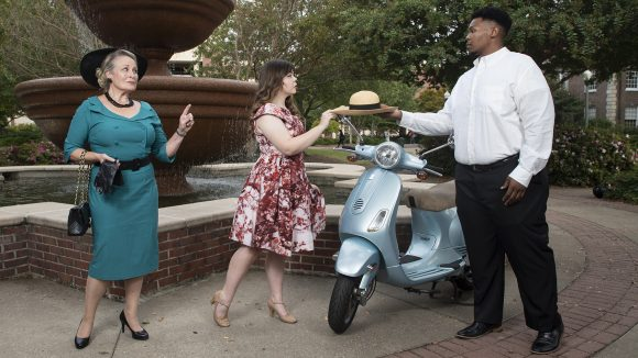'Light in the Piazza' Gives Students 'Full Professional Experience'